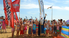 Image from the Broadstairs Water Gala